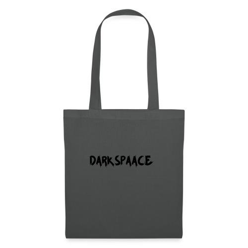 Habits & Accésoire - DarkSpaace Noir - Tote Bag