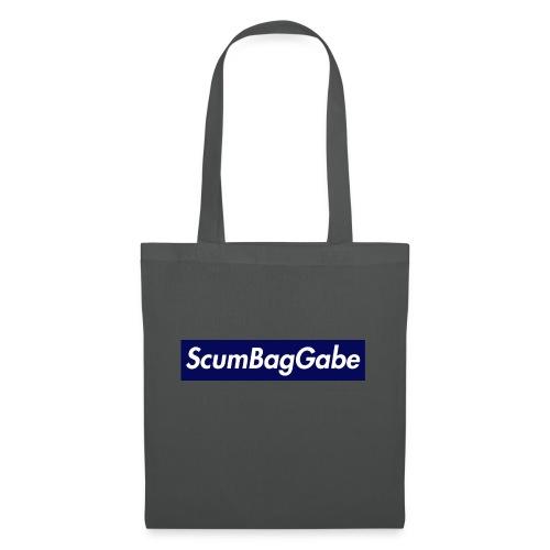 ScumBagGabe Blue XL Logo - Tote Bag