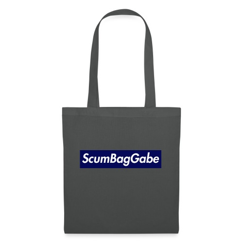 ScumBagGabe Blue XL Logo - Tote Bag