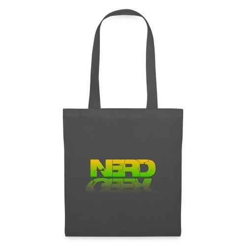 nerd geek - Sac en tissu