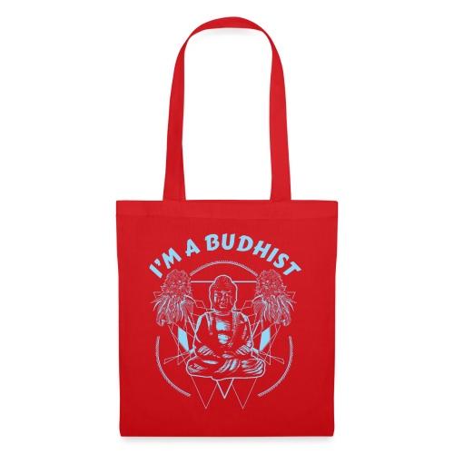 Im a budhist - Stoffveske