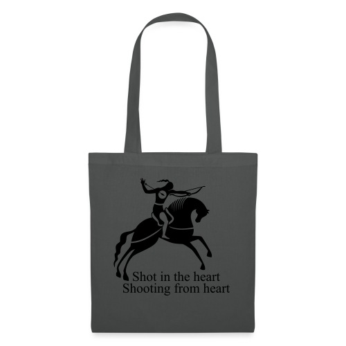 Shot in the Heart - Tote Bag
