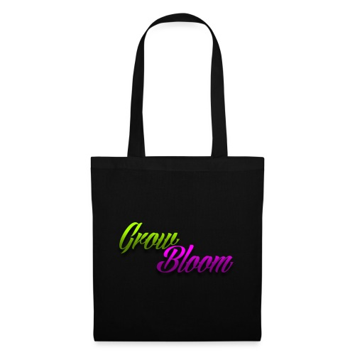 Grow Bloom - Bolsa de tela