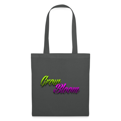 Grow Bloom - Bolsa de tela