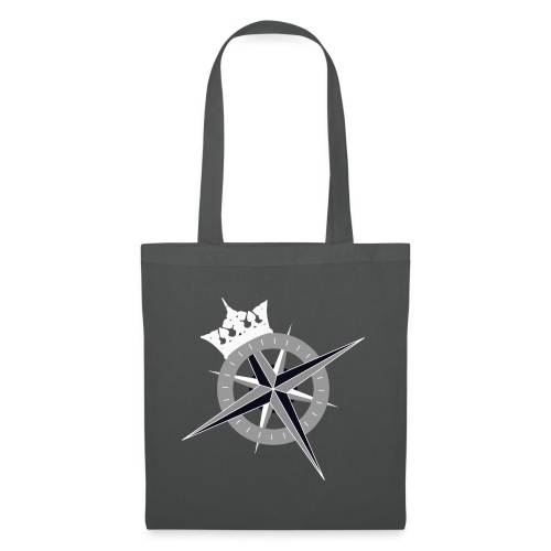 Cross on the back and Kings Fleet logo on front - Tote Bag