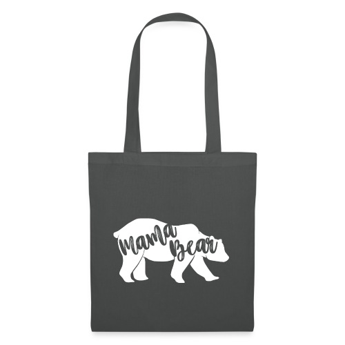 Mama Bear - für Eltern-Baby-Partnerlook - Stoffbeutel