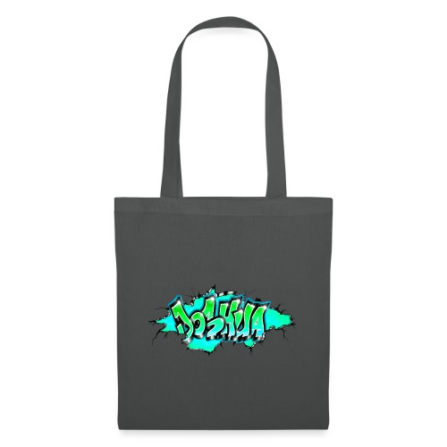 GRAFFITI JOSHUA PRINTABLE WALL BROKE - Tote Bag