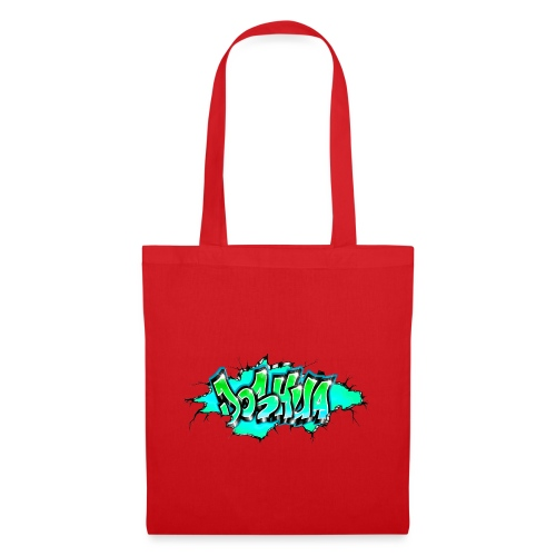 GRAFFITI JOSHUA PRINTABLE WALL BROKE - Tote Bag