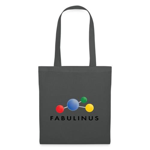 Fabulinus Zwart - Tas van stof