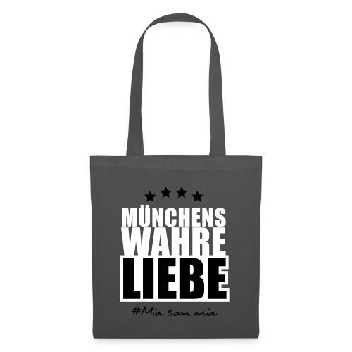 Münchens wahre Liebe - Stoffbeutel