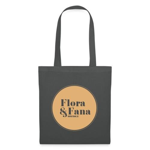 floraofana - Tygväska