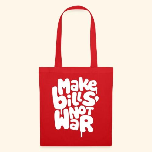 Make bills - Tas van stof