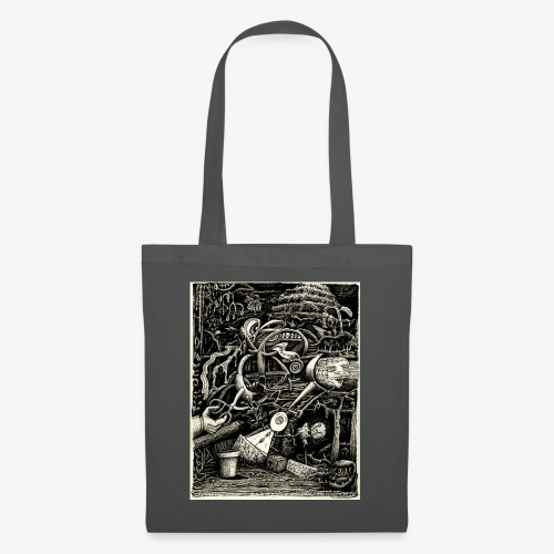 Garden of madness - Tote Bag