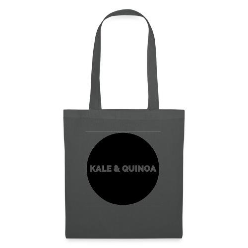 KALE & QUINOA - Torba materiałowa