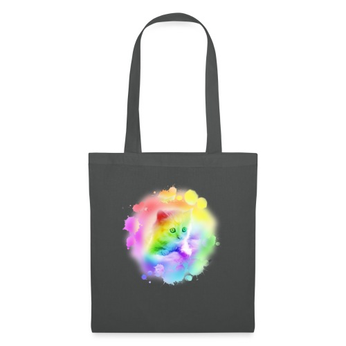 Rainbow Kitty - Tote Bag