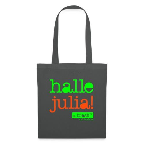 hallejulia - Stoffbeutel