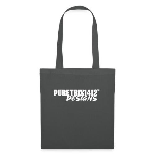 PuretrixTextLogo - Stoffbeutel