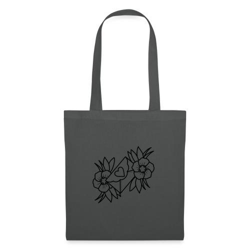 Love- flowers - Tote Bag
