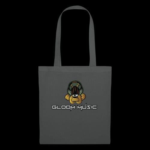 GLOOM MUSIC LOGO COLOR - Tote Bag