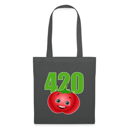 Tomate 420 - Stoffbeutel