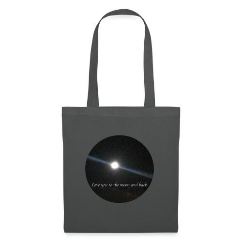 Fullmooncircle - Tote Bag
