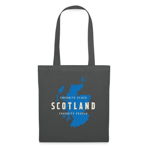 Scotland: Favorite Place, Favorite People - Stoffbeutel