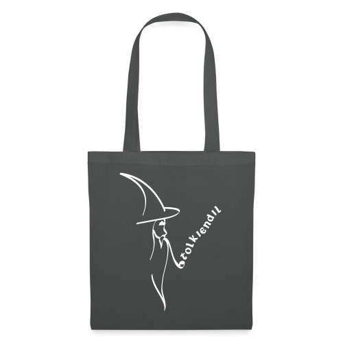 magicien calligraphie tolkiendil - Tote Bag