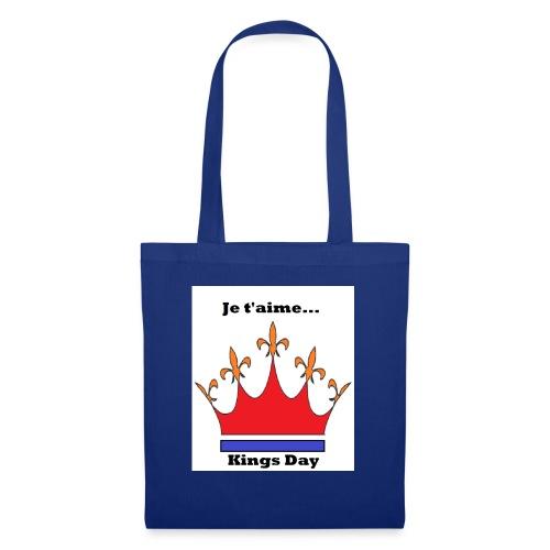 Je taime Kings Day (Je suis...) - Tas van stof