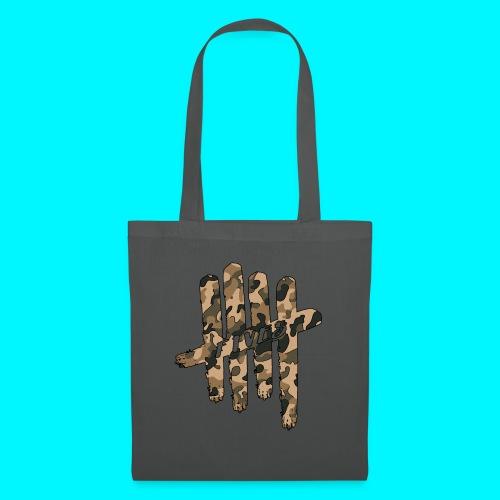 FIVES camo - Tote Bag