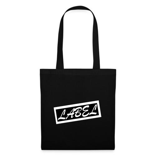 LABEL - Inverted Design - Tote Bag