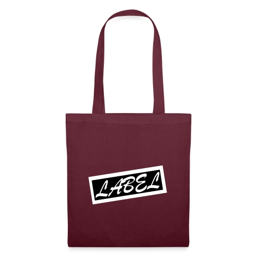 LABEL - Inverted Design - Tote Bag