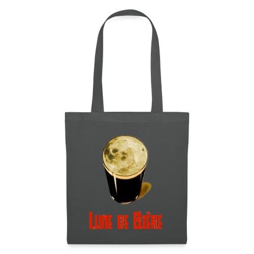 Logo Lune de Bière - Sac en tissu