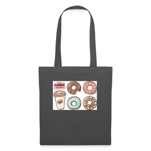 Donut & Coffe - Bolsa de tela