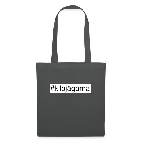 #kilo - Tygväska