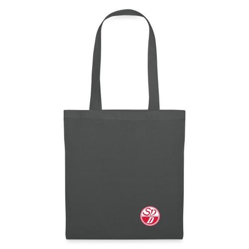 SVD Logo (rot-weiss) - Stoffbeutel