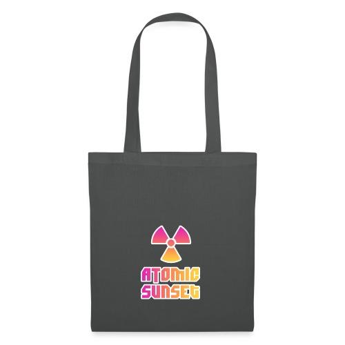 ATOMIC SUNSET - Tote Bag