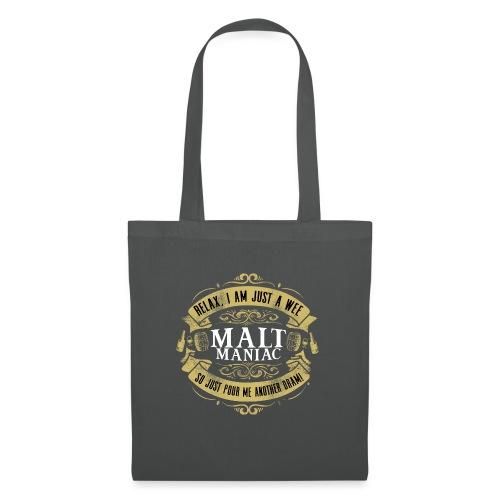 Malt Maniac - Stoffbeutel
