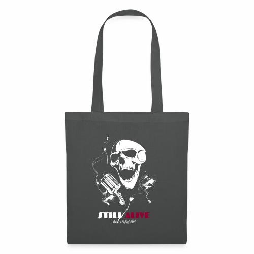 Eves Adam || Still Alive Rock n Roll Skull - Stoffbeutel