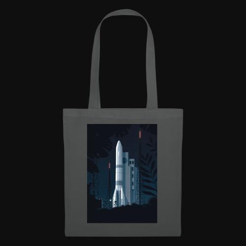 Ariane 6 - At night By Tom Haugomat - Tote Bag