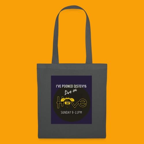 djstevy6 pooned - Tote Bag