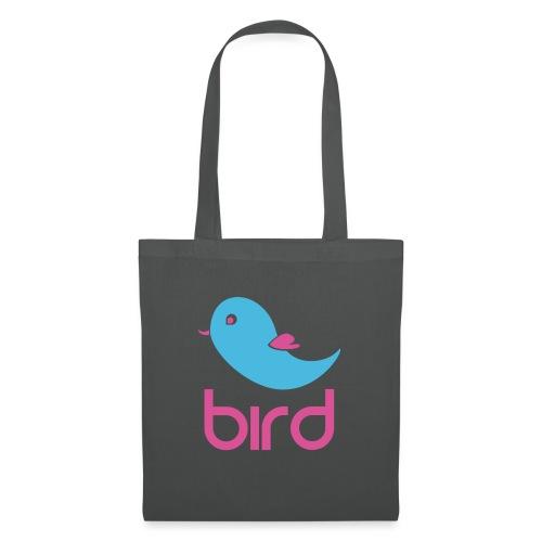 BIRD=PÁJARO - Bolsa de tela