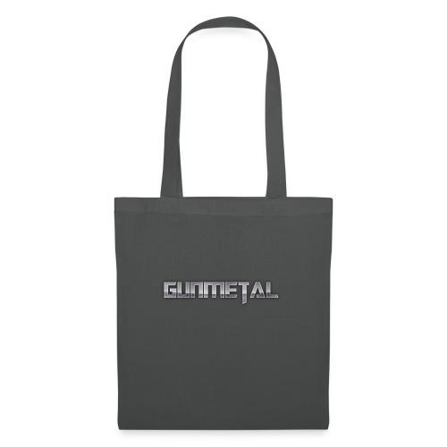 Gunmetal - Tote Bag