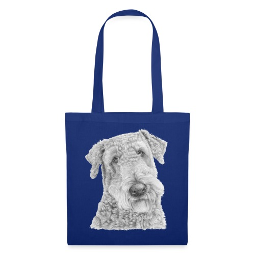 airedale terrier - Mulepose