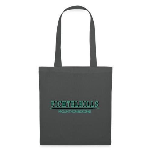 Fichtelhills green - Stoffbeutel