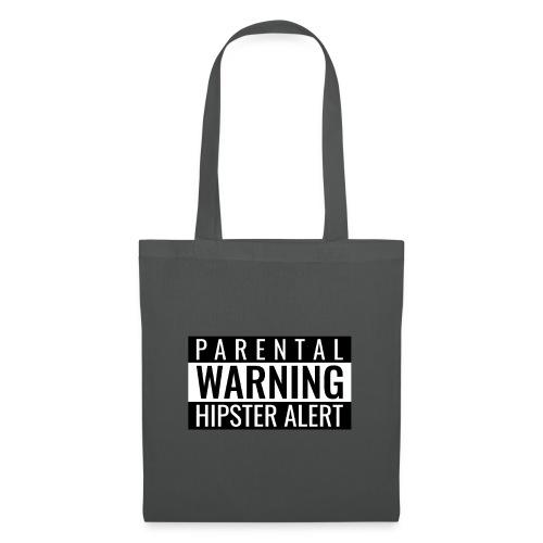 Hipster Design für alle Hipster Liebhaber - Stoffbeutel