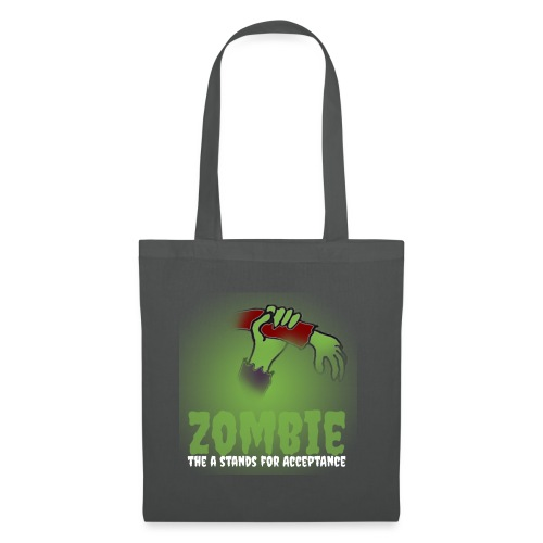 Zombie The A stands for - Tote Bag