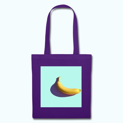 Abstract banana minimalism watercolor - Tote Bag
