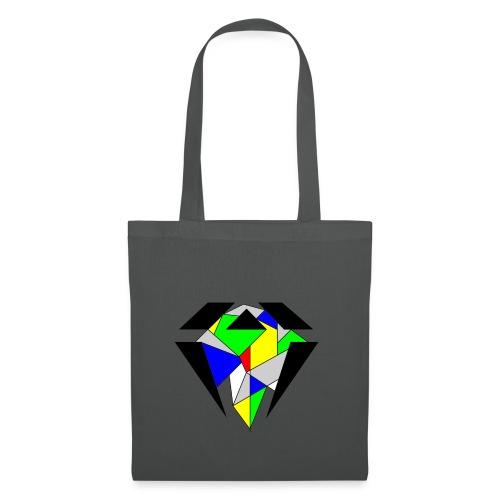 J.O.B. Diamant Colour - Stoffbeutel