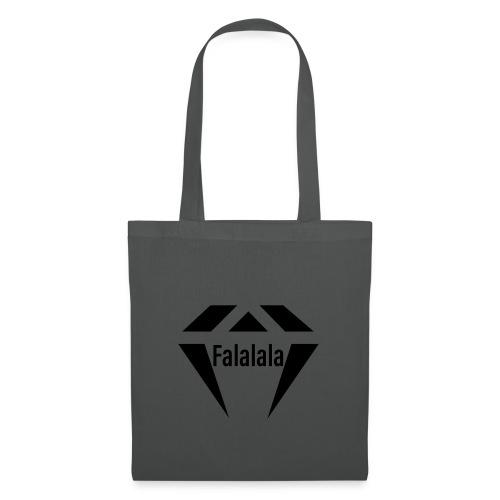 J.O.B Diamant Falalala - Stoffbeutel