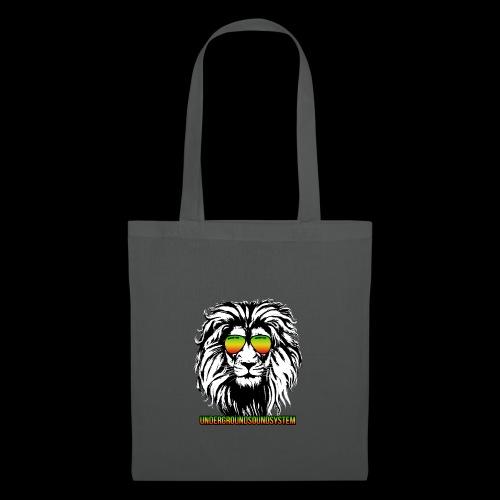 RASTA REGGAE LION - Stoffbeutel